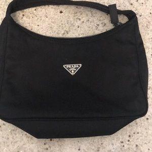 Handbags - Prada small black hobo